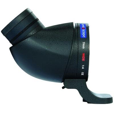 Lens2scope 7mm Nikon F, Winkeleinsicht, schwarz