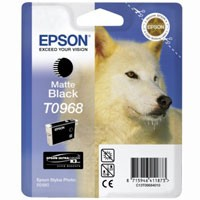 Epson Tinte (T0968) matte black für R2880