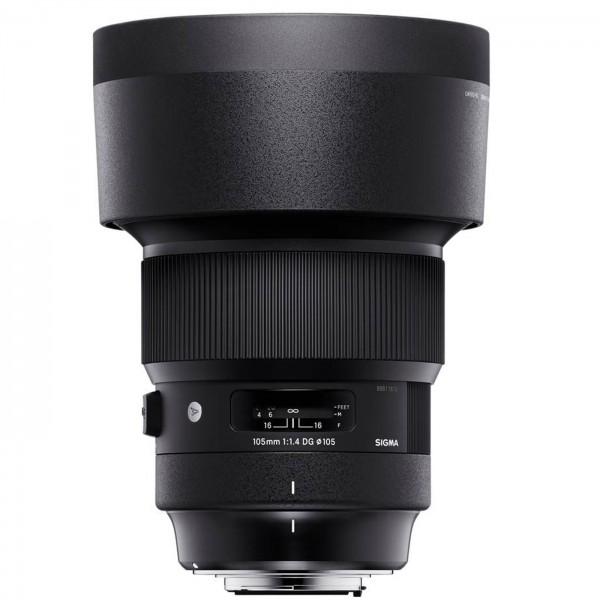 Sigma 1,4/105mm DG HSM [A] für Nikon