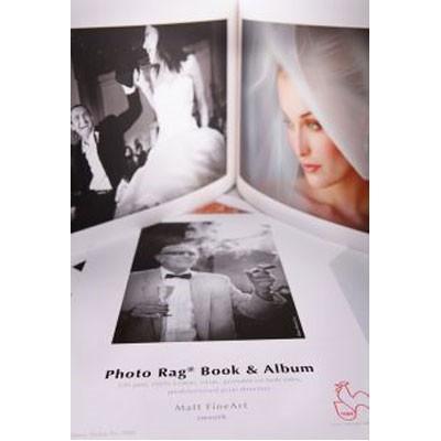 Hahnemühle Photo Rag Book&Album A4, 25 Bl., 220g.
