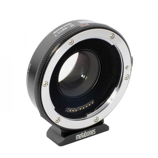 Metabones Speed Booster T Canon EF an BMCC MFT