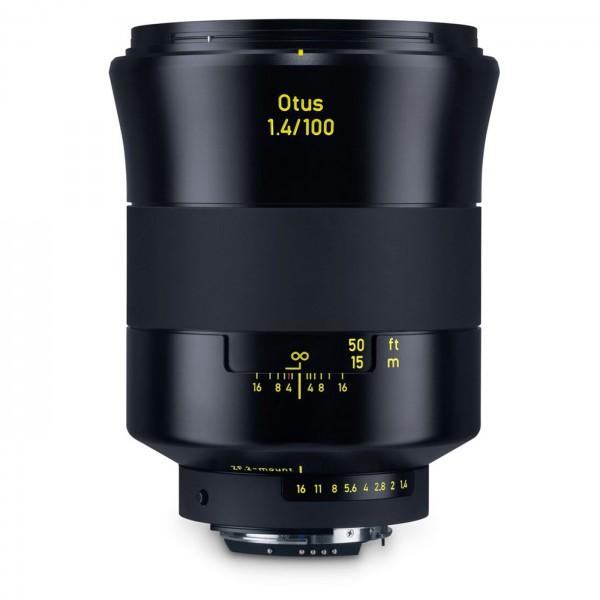 Zeiss Otus 1.4/100 mm ZF.2 für Nikon F