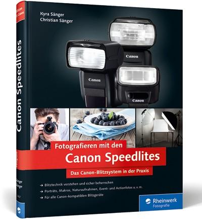Buch: Fotografieren mit den Canon Speedlites