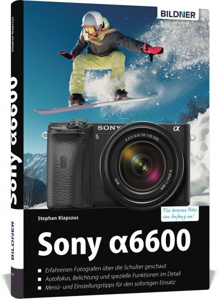 Buch: Sony alpha 6600