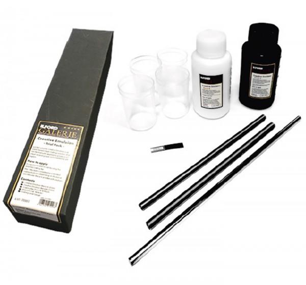 ILFORD GALERIE Creative Emulsion Starter Kit
