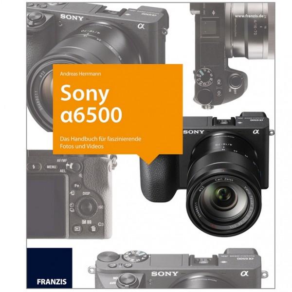 Buch: Sony alpha 6500