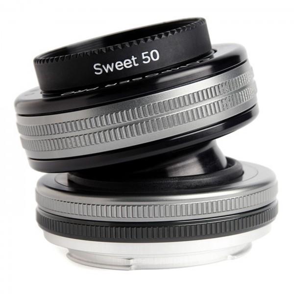 Lensbaby ComposerProII Set+Sweet 50 Optik f.NikonF