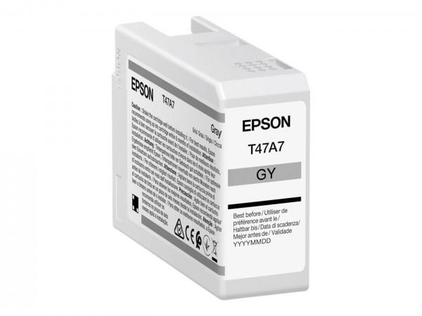 Epson Tinte T47A7 gray