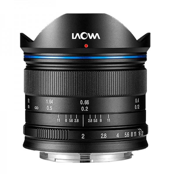LAOWA 7,5mm f/2,0 für MFT, schwarz