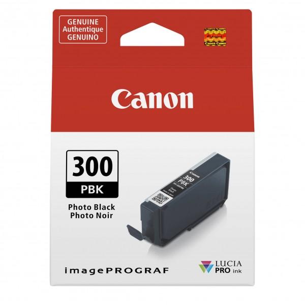 Canon Tinte PFI-300 PBK Foto schwarz