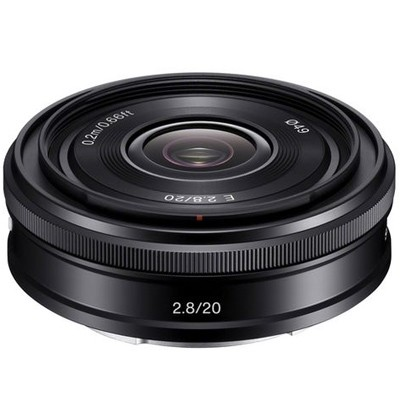 Sony SEL 2,8/20mm