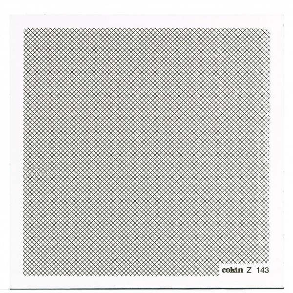 Cokin P143 Netzfilter 1 schwarz System P