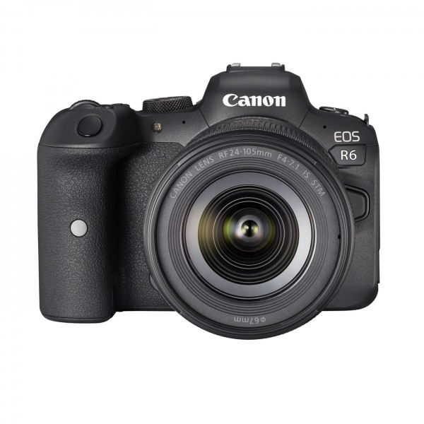 Canon EOS R6 Set + RF 24-105 mm IS STM