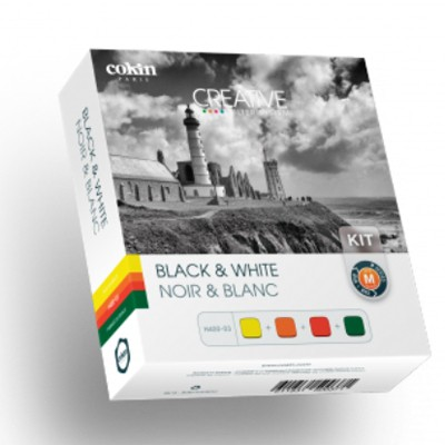 Cokin S/W-Kit System P / Size M inkl. 4 Filter