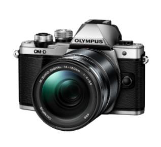 Olympus OM-D E-M10 Mark II + 14-150mm II, silber