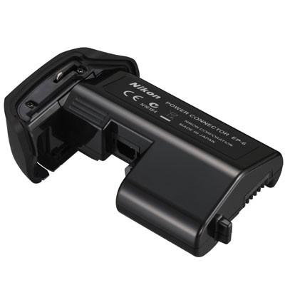 Nikon EP-6 Adapter f. Anschluss EH-6b an D4
