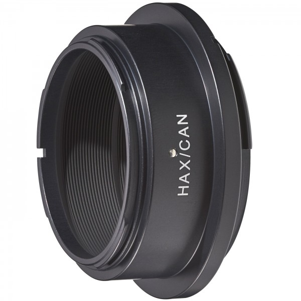 Novoflex Adapter Canon FD an Hasselblad X1D