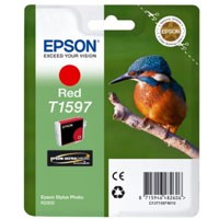 Epson Tinte (T1597) red