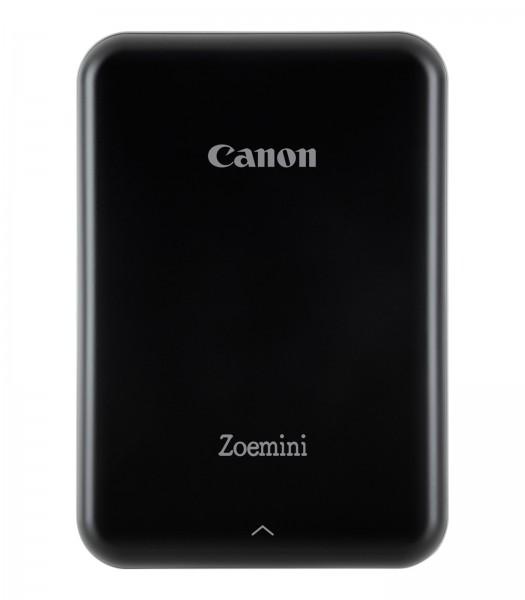 Canon Zoemini, schwarz - mobiler Zink Fotodrucker