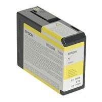 Epson Tinte yellow 80ml (T5804)