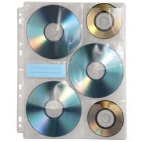 Hama CD-Erweiterungshüllen 10 Stück