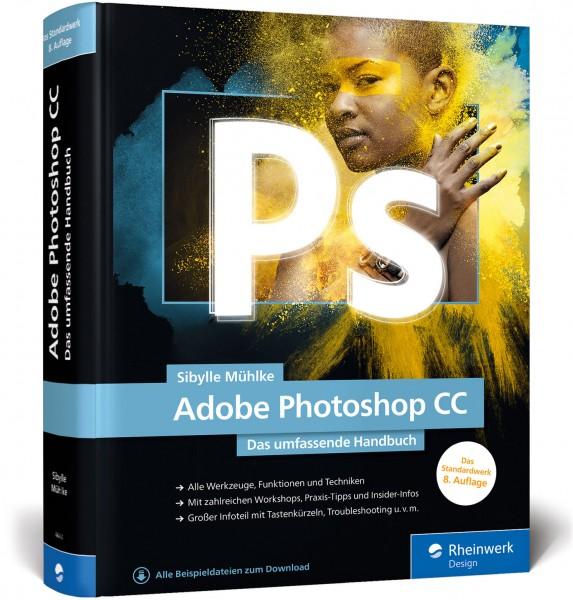 Buch: Adobe Photoshop - Das umfassende Handbuch
