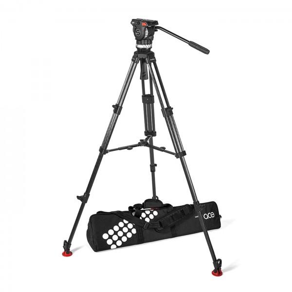 Sachtler System Ace XL MS CF, Video-Stativ