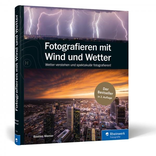 Buch: Fotografieren mit Wind und Wetter