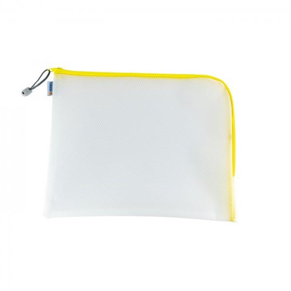 Herma Universaltasche A4+ 36x28cm, gelb