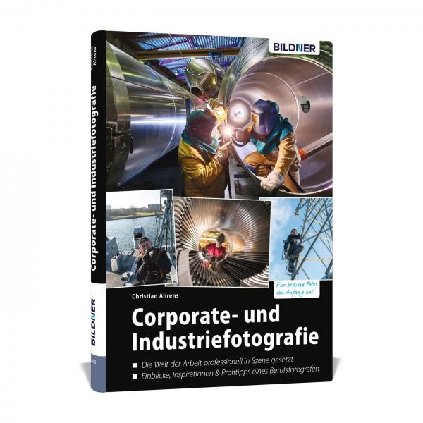 Buch: Corporate- und Industriefotografie