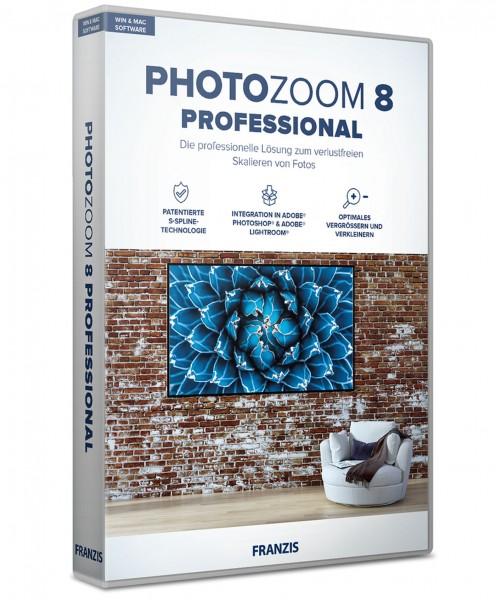 Franzis Photozoom 8 professional