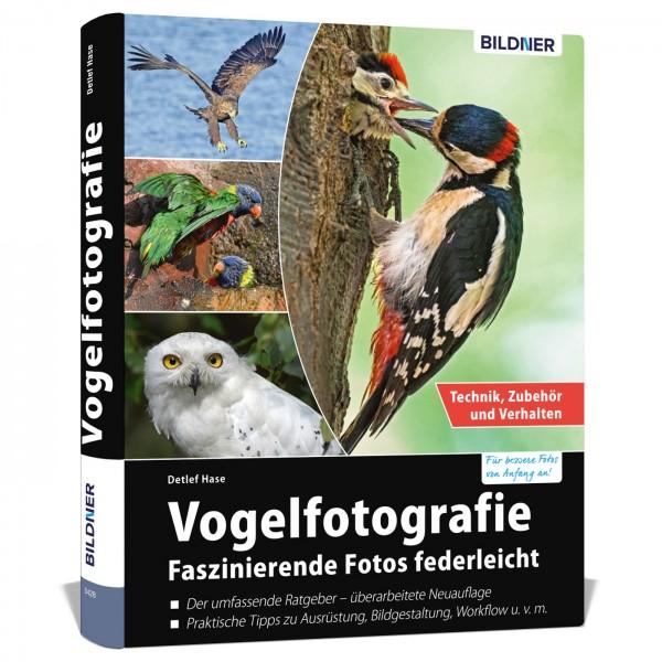 Buch: Vogelfotografie, Faszinierende Fotos