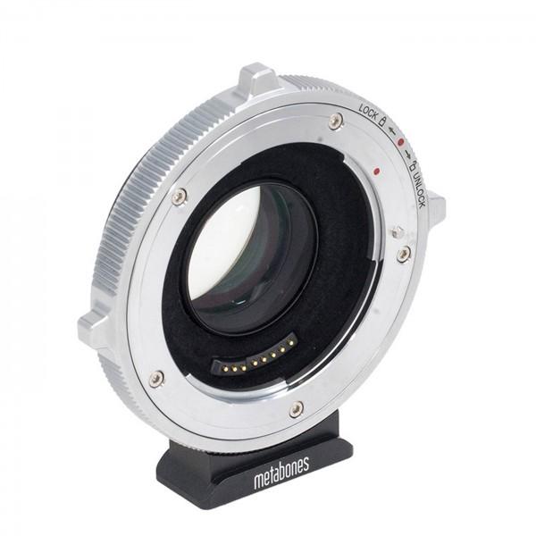 Metabones T CineSpeed Booster ULTRA Canon EF a.MFT