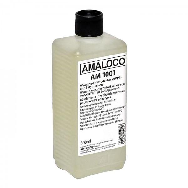 AMALOCO AM 1001 SW-Warmton-Papierentwickler 500ml