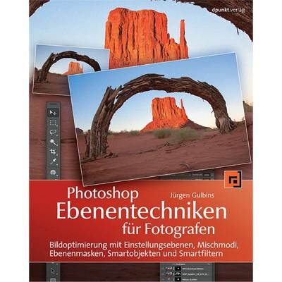 Buch: Photoshop Ebenentechniken für Fotografen