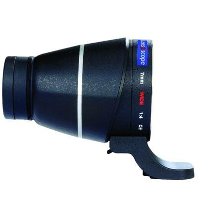 Lens2scope 7mm Pentax K, Geradeinsicht, schwarz