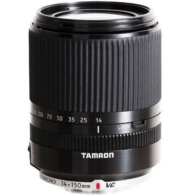 Tamron 3,5-5,8/14-150mm Di III, schwarz f. MFT