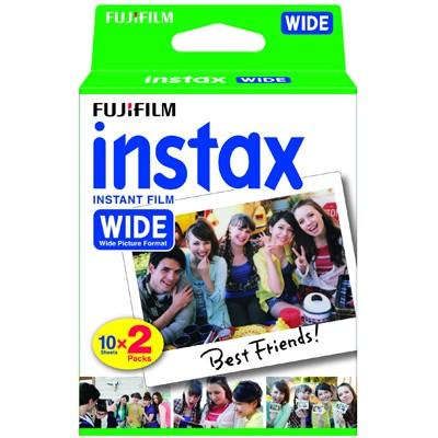 Fuji Film instax WIDE Sofortbildfilm 2x10 Aufn.