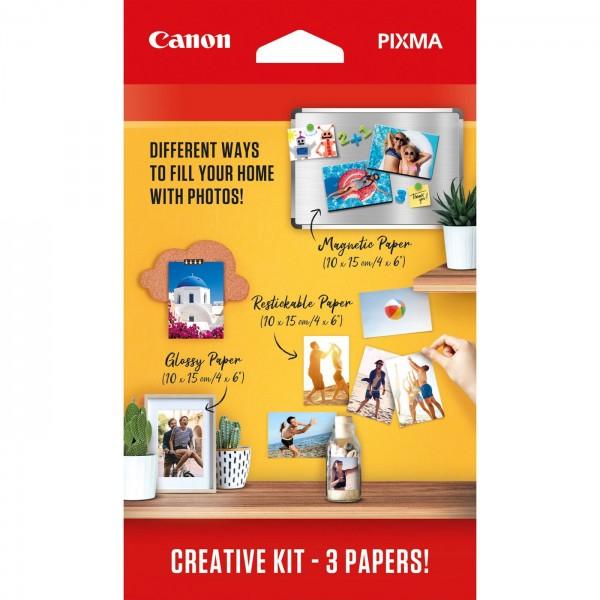 Canon PIXMA Creative Kit 2 MG/RP/PP-201 10x15cm