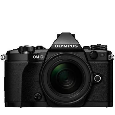 Olympus OM-D E-M5 Mark II + 12-50mm, schwarz