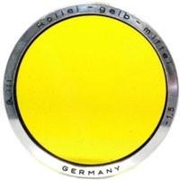 Rollei Gelbfilter-Glas (d 21mm)