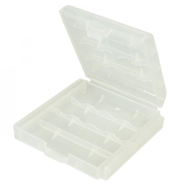 B.I.G. BC-4 Akku-Box für 4x AA oder AAA
