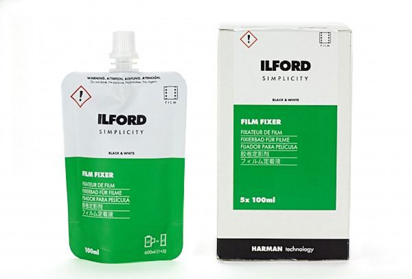 ILFORD Simplicity Film Stoppbad 5x30ml