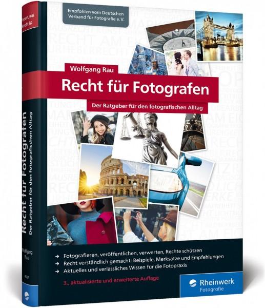 Buch: Recht für Fotografen 3. Auflage