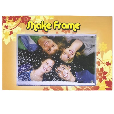 Shake-Frame-Schnee (Schüttelrahmen)