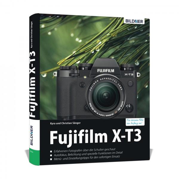 Buch: Fujifilm X-T3