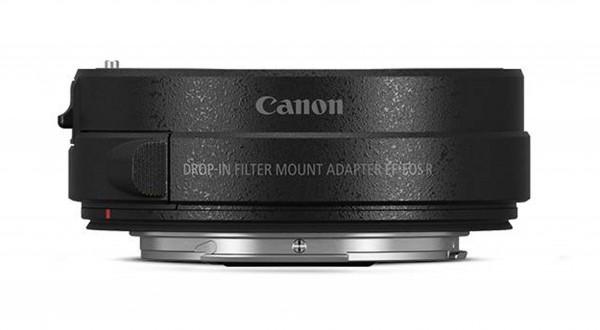 Canon Adapter EF-EOS R mit Einsteckfilter (V-ND)