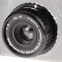 Holga Objektiv HL-N 8,0/60mm für Nikon