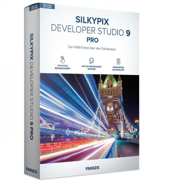 Franzis Silkypix Developer Studio 9 Pro