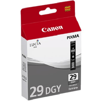 Canon Tinte PGI-29DGY dark grey